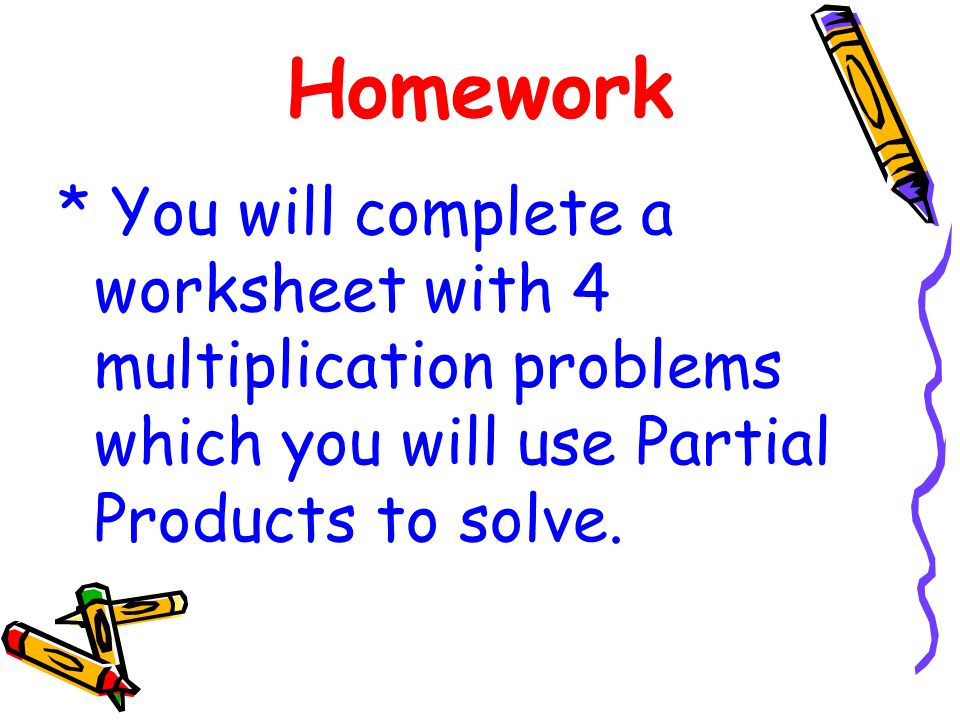 Multiplication partial product algorithm multiplication worksheet : 100+ [ Multiplying Decimals Using Partial Products ...