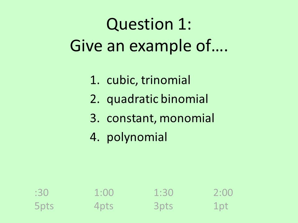 write the polynomial in standard form Fun math practice improve your skills with free problems in 'write a polynomial from its roots' and thousands of other practice lessons.