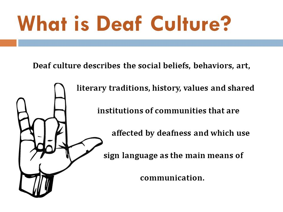 deaf culture the achievements of the deaf community in mississippi acceptance of differences and the Start studying deaf culture there are _____ differences among the deaf community these when the accomplishments of deaf person are acknowledged.