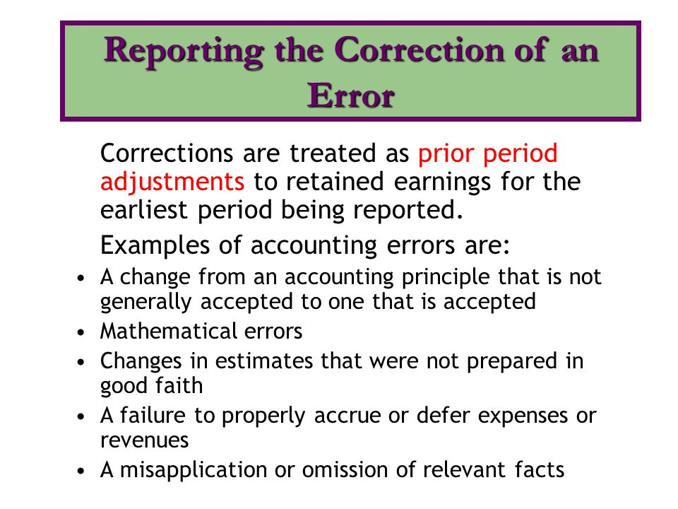 an analysis of the generally accepted accounting principle method in financial accounting Of business and its financial position  a method of recording and  - generally accepted accounting  principle-based accounting standards.