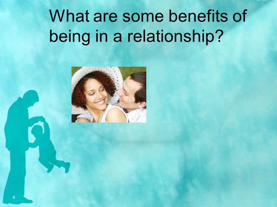 What are some benefits of being in a relationship