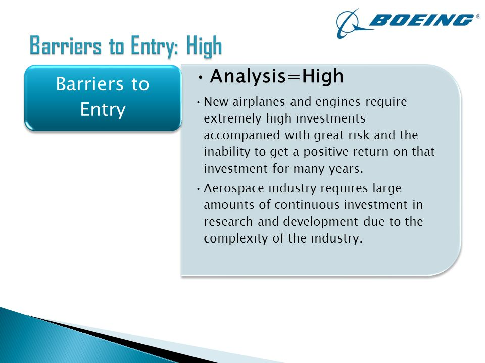 barriers to entry essay Monopoly, duopoly and barriers to entry this assignment addresses the following questions: will a market witha single firm make more profit than a market with two firms.