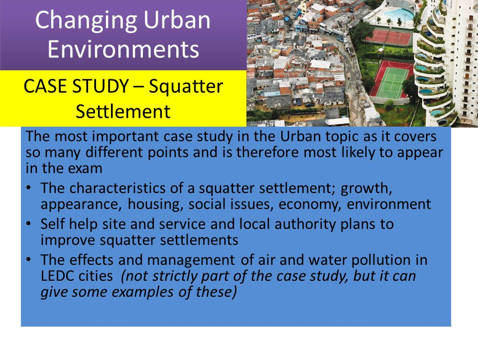 changing urban environments revision Changing urban environments - ace geography  home aqa a-level wjec b  and yr11 revision aqa a gcse ks3 contact resources resource.