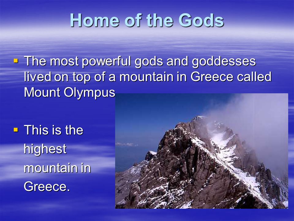 Gods And Goddesses Of Greece Ppt Video Online Download