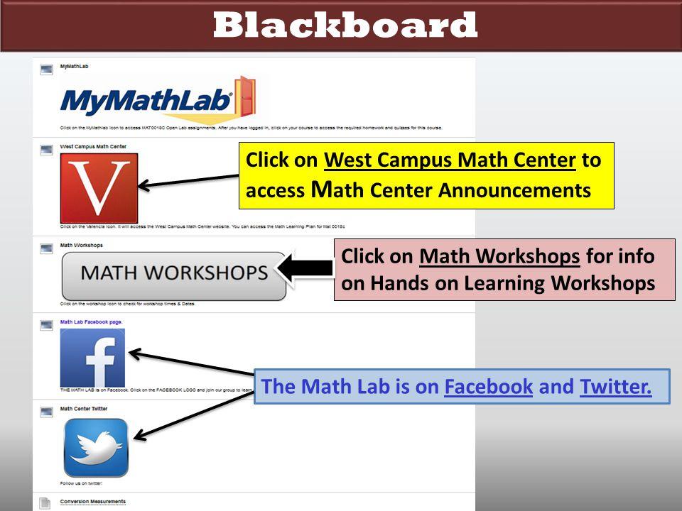 Math Lab Orientation VALENCIACOLLEGE, WEST CAMPUS - ppt video online ...