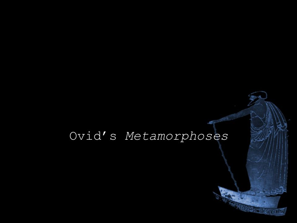 hesiod versus ovid Similarities and differences in creation myths early creation myths demonstrate this even more intensely, especially genesis, the christian creation myth and ovid's metamorphoses, a representation of the roman creation myths, which were derived from the greek myths.