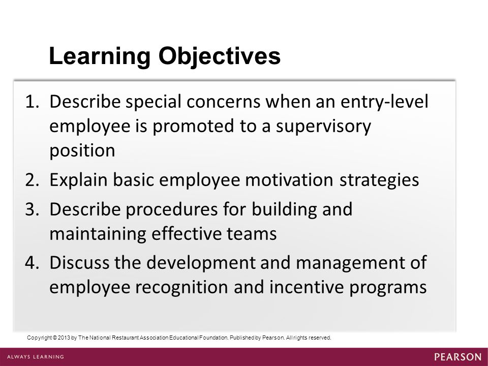 Human Resource Management And Supervision  Ppt Video Online Download