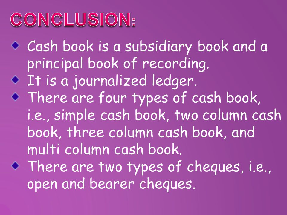 Practical System Of Accounting Ppt Video Online Download