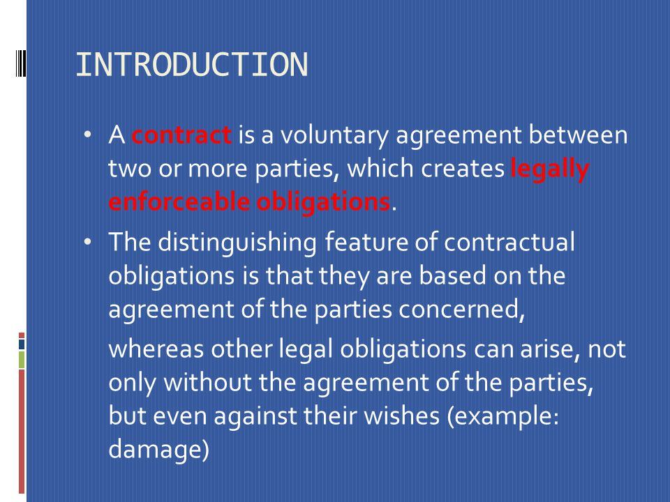 an agreement not enforceable by law A person or organization that derives benefit from a contract, but was not intended to have enforceable rights (such as a property owner whose property value is enhanced by the construction of a road or railway), is an incidental beneficiary, and has no right to sue to enforce the terms of the agreement.