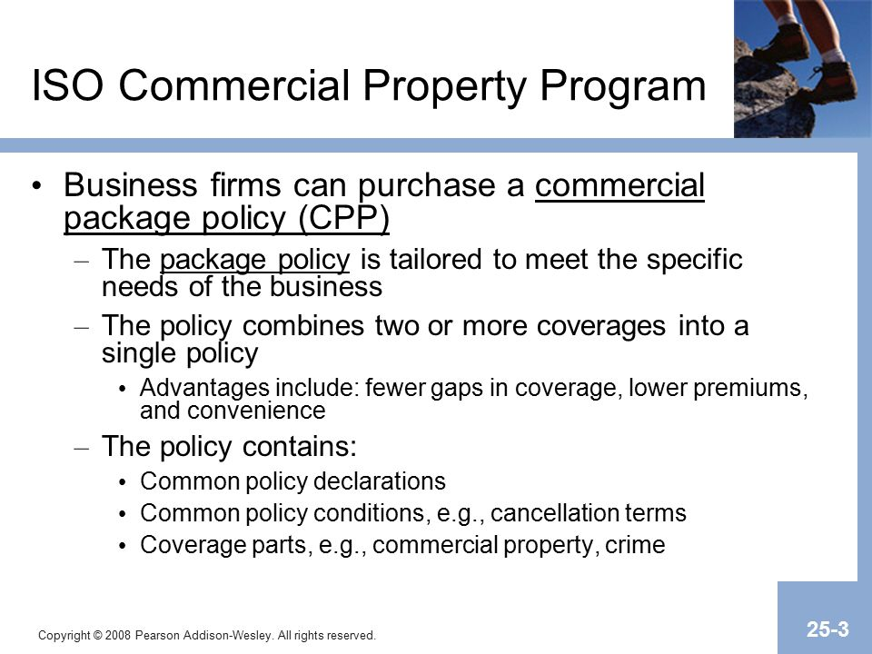 Cpp Property Insurance