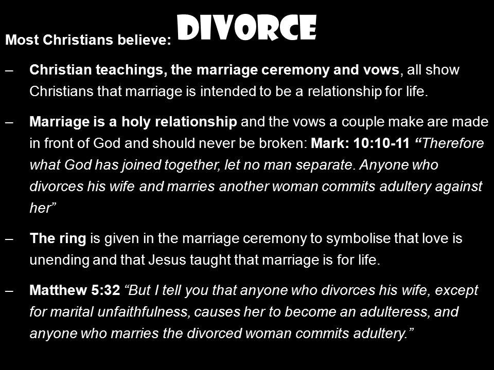 A christian dating a divorce christian woman