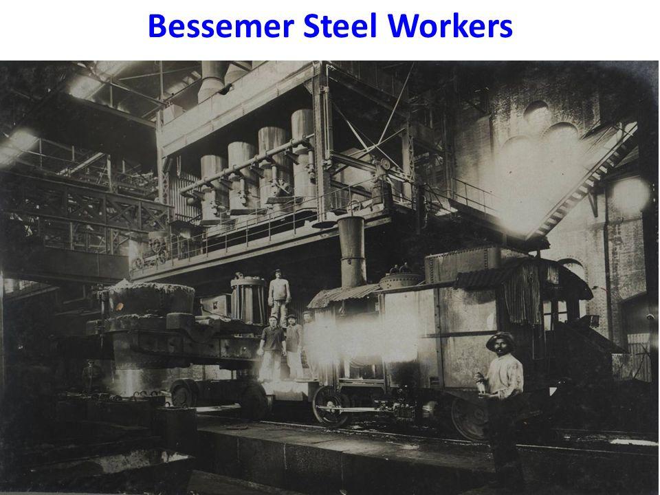 Bessemer Steel Workers