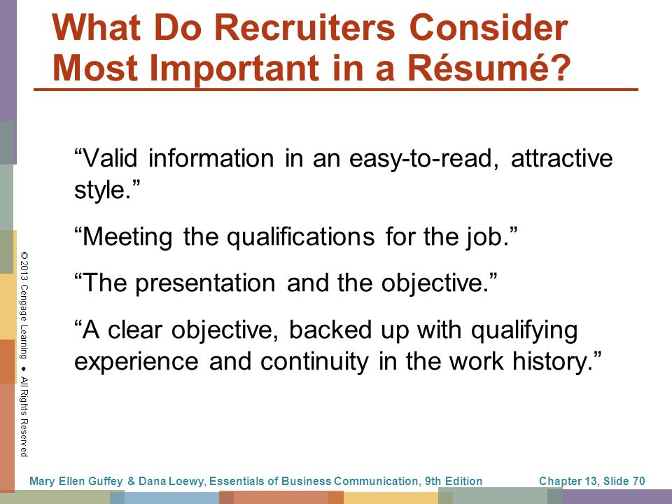 The job search r sum s and cover letters ppt download for Do recruiters read cover letters