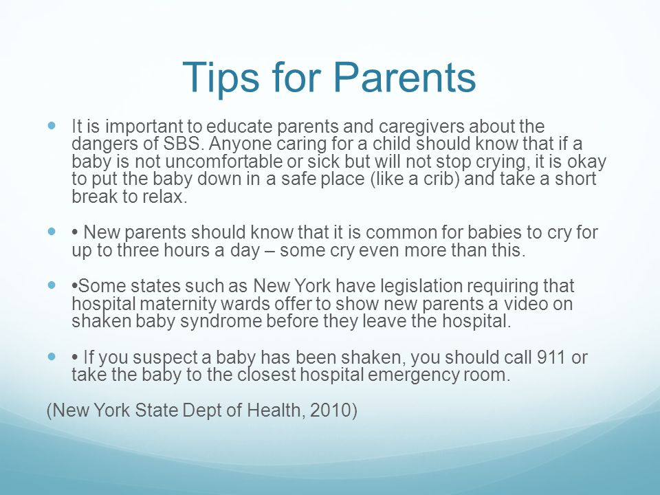Shaken Baby Syndrome Sbs Ppt Download