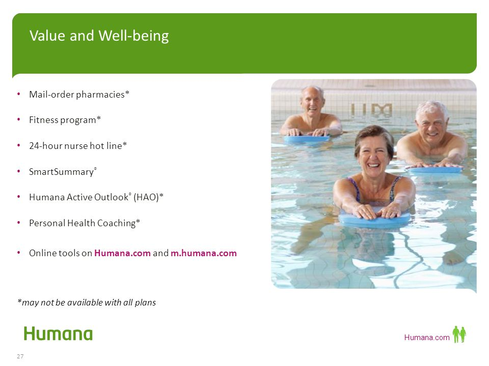 Humana Medicare Advantage and Prescription Drug Plans - ppt download