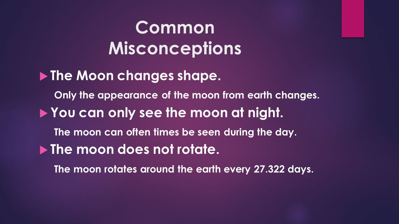 The Phases Of The Moon Ppt Video Online Download