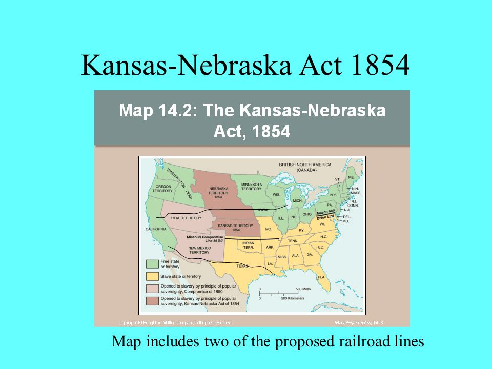 the kansas nebraska act of 1854 The nebraska-kansas act of 1854 by john r wunder, 9780803248229, available at book depository with free delivery worldwide.