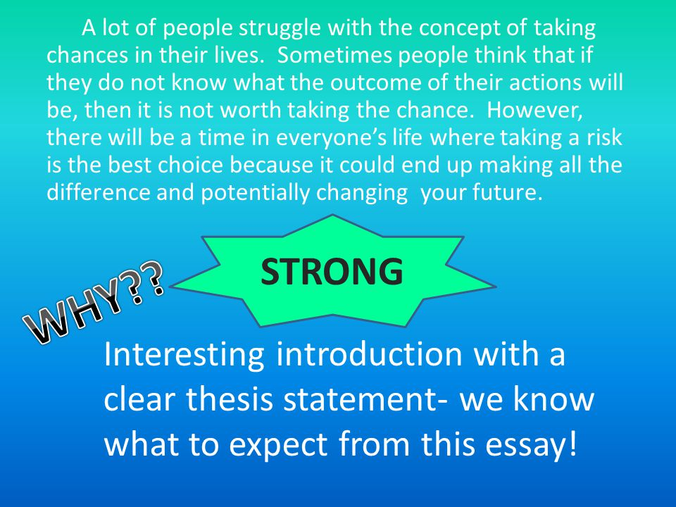 writing an expository essay ppt video online  a lot of people struggle the concept of taking chances in their lives sometimes