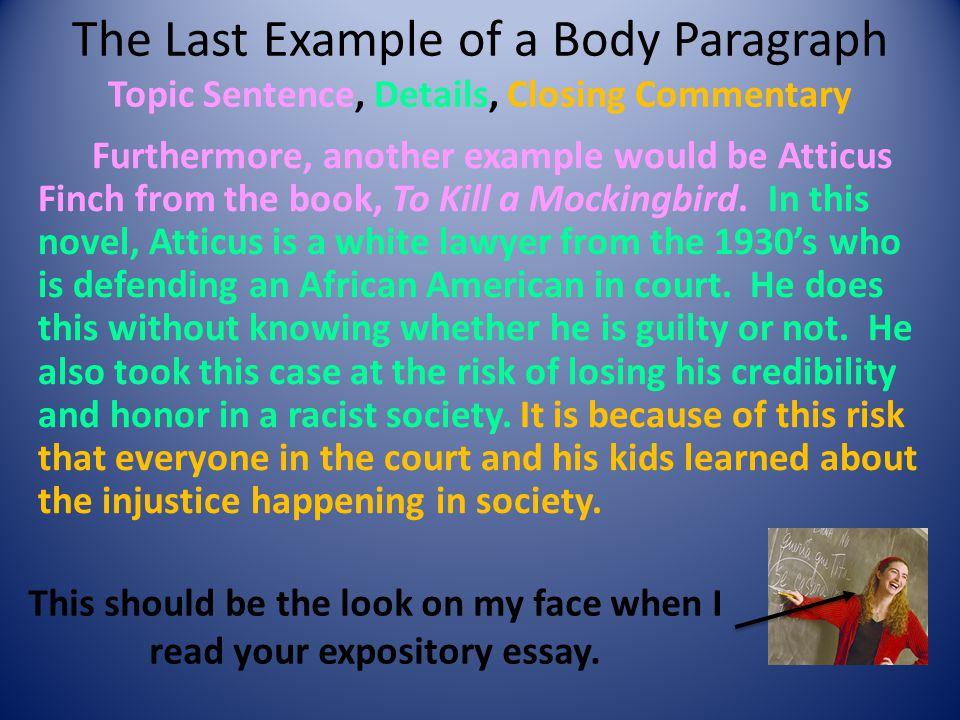 paragraph development exposition examples What is an example of enumeration of details a: what are examples of a speech to paragraph example of enumeration of details paragraph using enumeration of.
