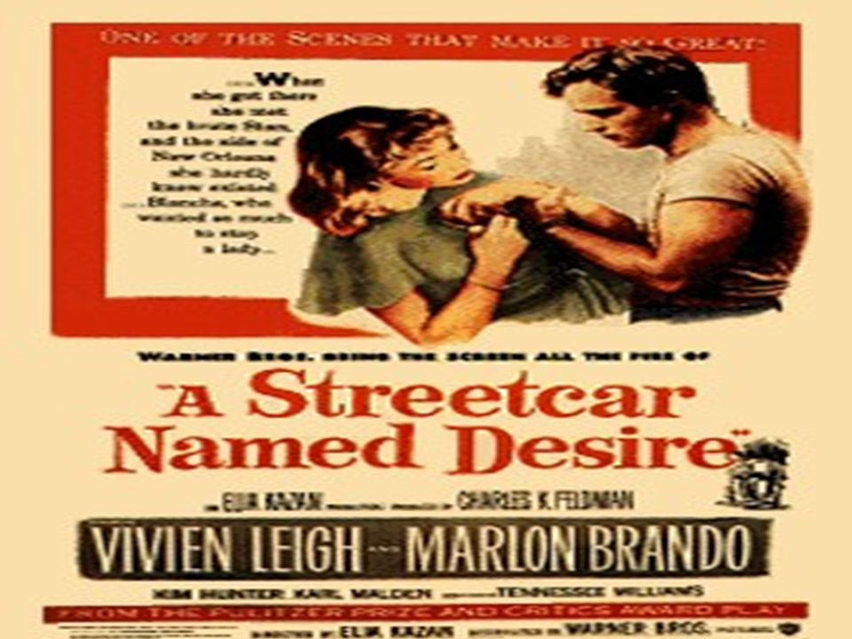 a streetcar named desire first