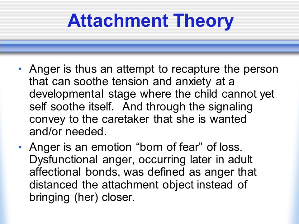 attachment theory: a bond for specific others essay Mary ainsworth: attachment theory john bowlby was the  ainsworth defines attachment as an affectionate bond between two  were evaluated as specific.