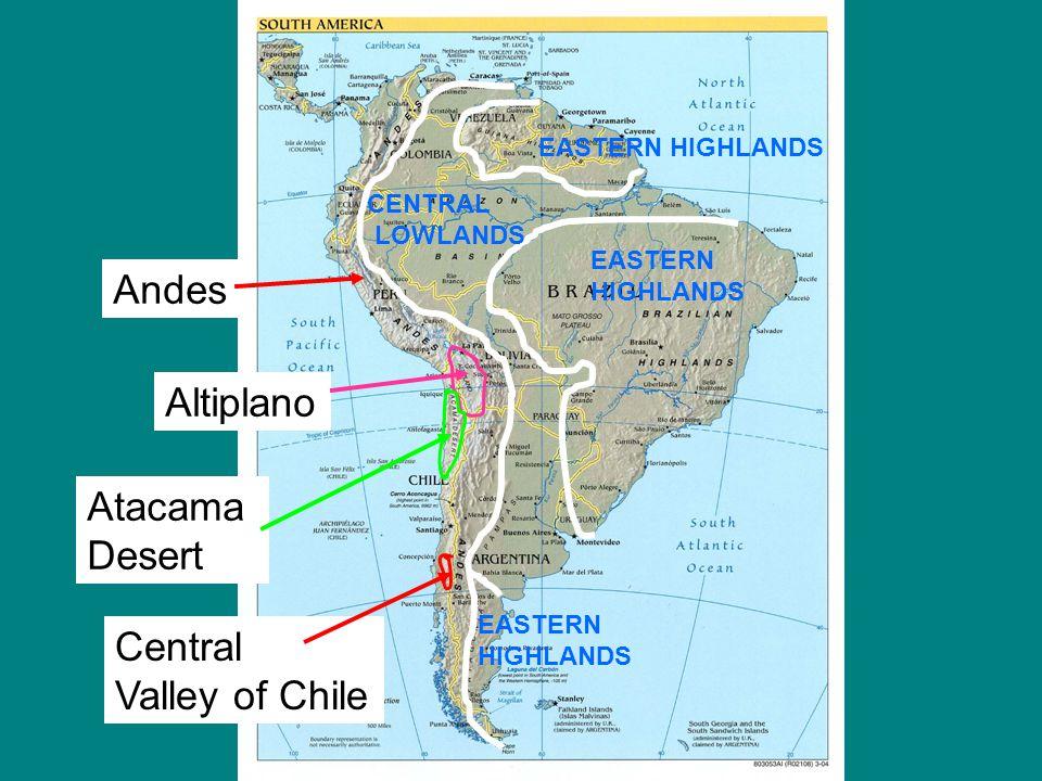 Latin America Atacama Desert Map – Best Cars 2018