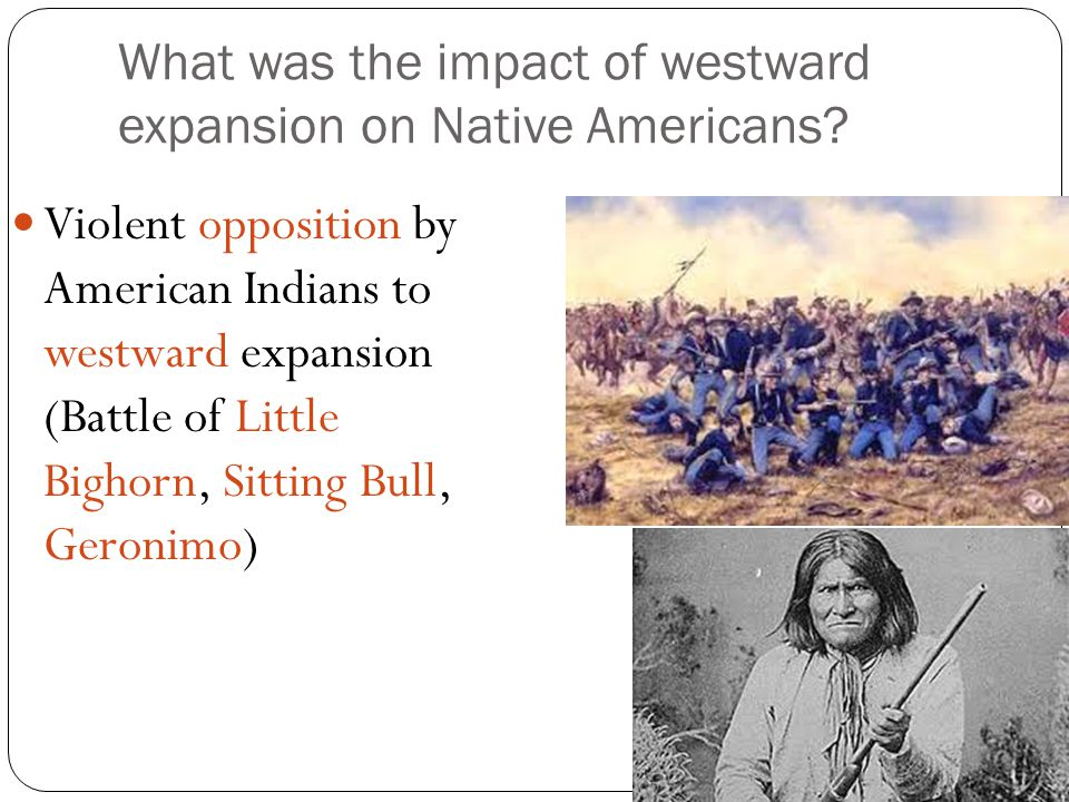 native americans during westward expansion Peter cozzens recounts the struggles of native tribes to preserve their  details  how the country's westward expansion after that war set the.