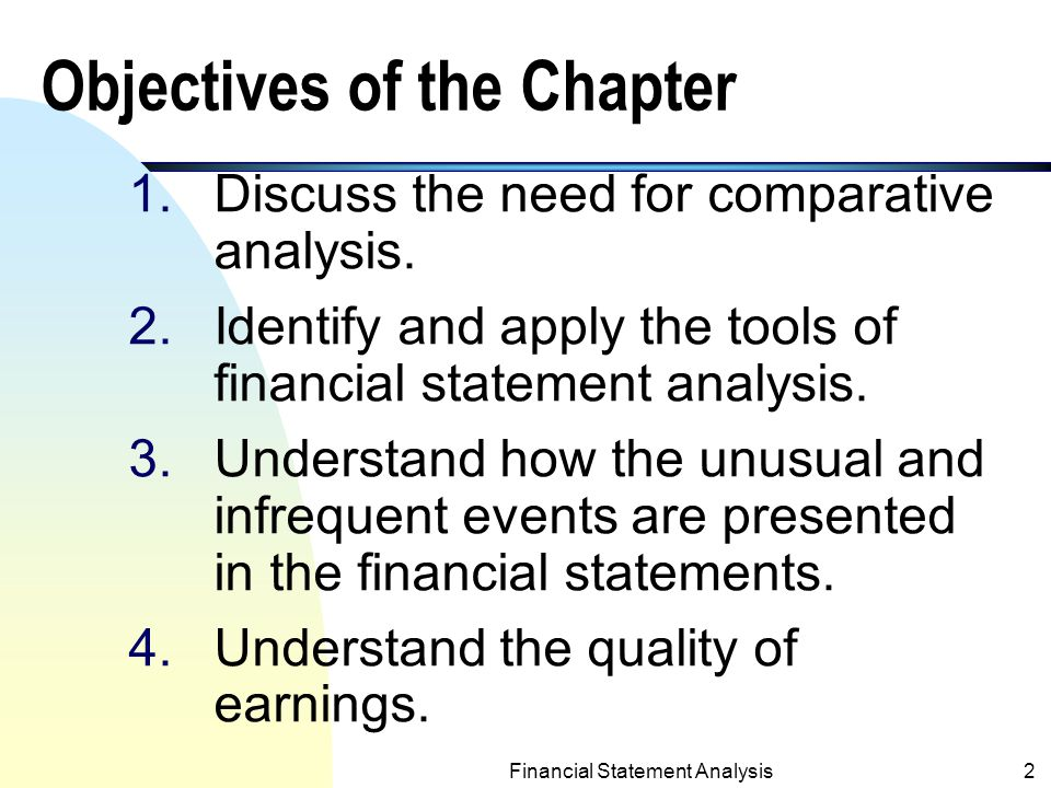 the purpose of financial statements essay Free essay: purpose of financial statements the objective of financial statements is to provide information about the financial position, performance and.