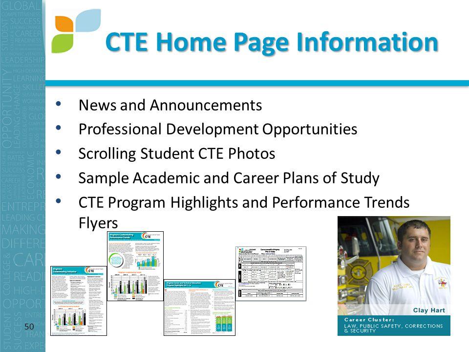 CTE Programs - Massillon Middle School