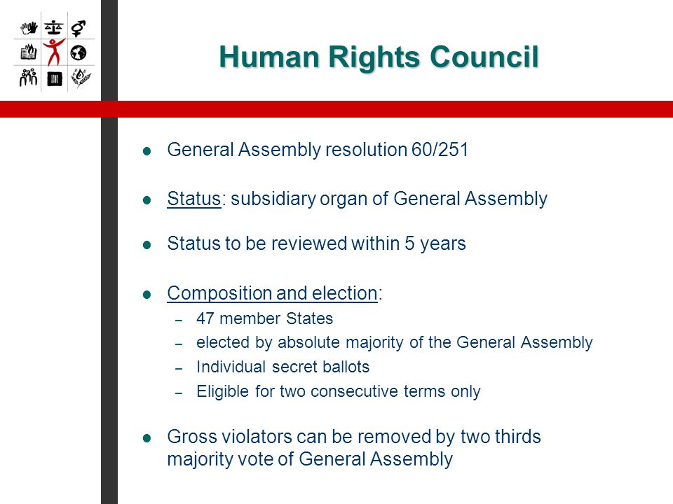 election assembly status