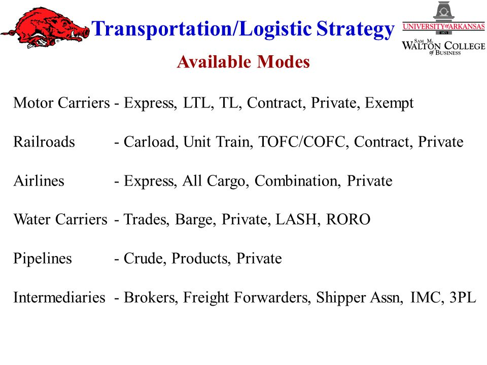 Functions of the traffic manager ppt video online download for Can a motor carrier broker freight