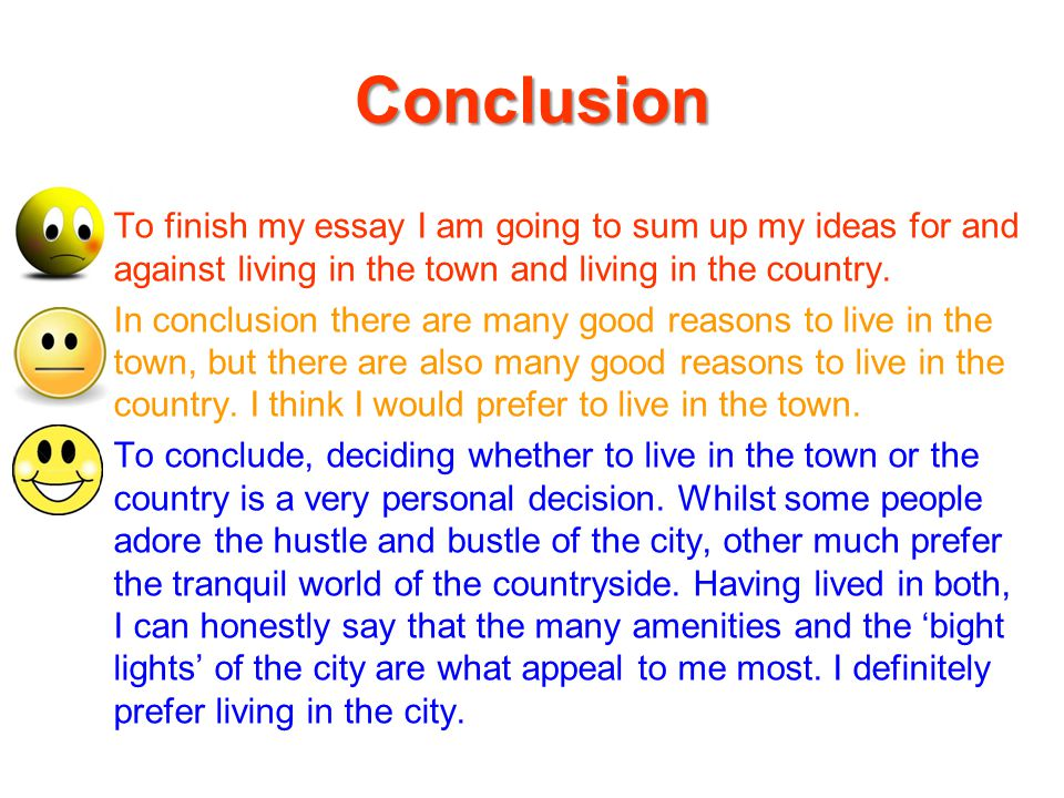 who am i essay conclusion Free essay on who am i available totally free at echeatcom, the largest free essay community.