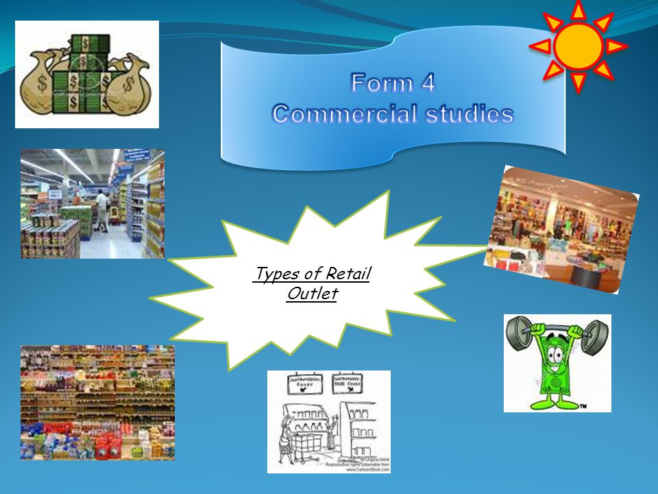 Form 4 Commercial studies