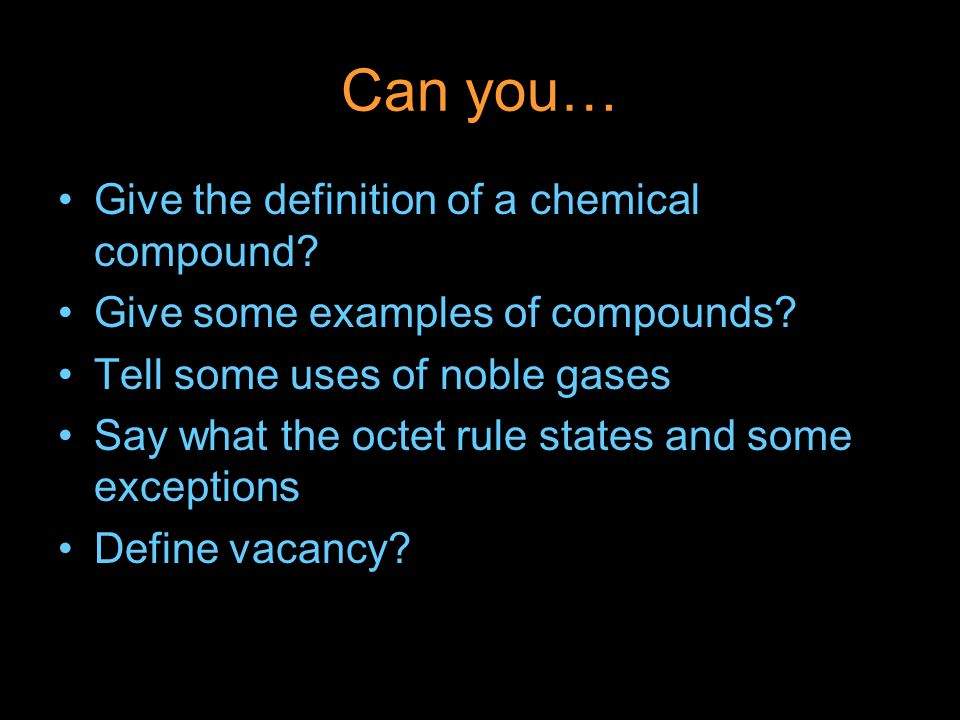 Leaving Certificate Chemistry - ppt download