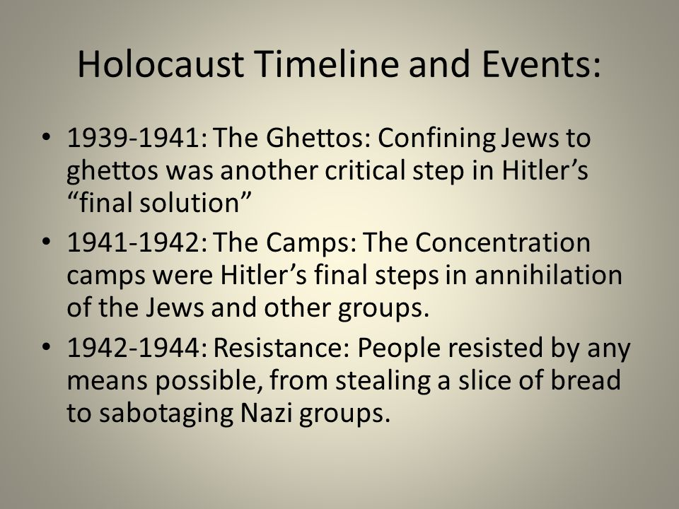 an analysis of hitlers actions of the holocaust Lucy dawidowicz commented that the history of the holocaust begins in indecisive by the actions of others that to adolf hitler-personality analysis.