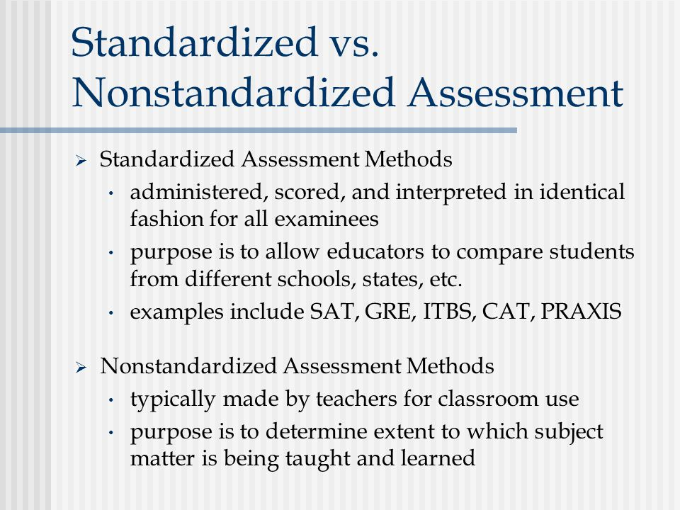 Chapter 1 Assessment In Elementary And Secondary Classrooms Ppt Video Online Download