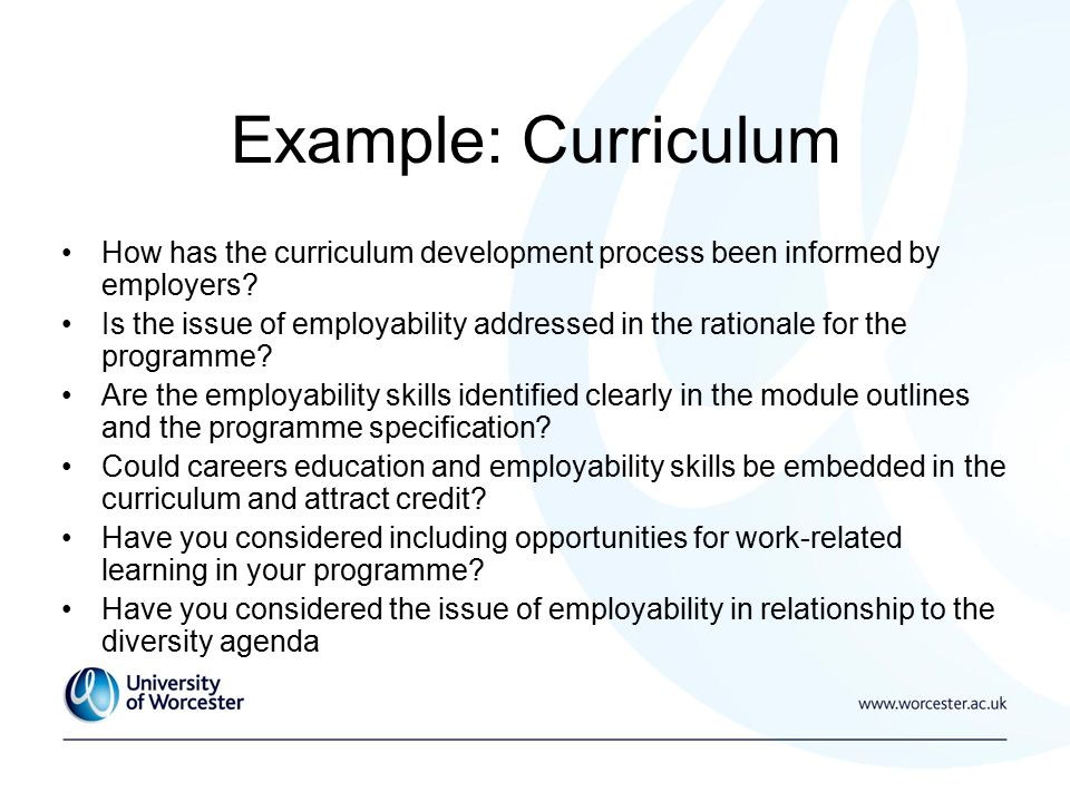 Embedding employability in the student lifecycle ppt download – Employability Skills Worksheets