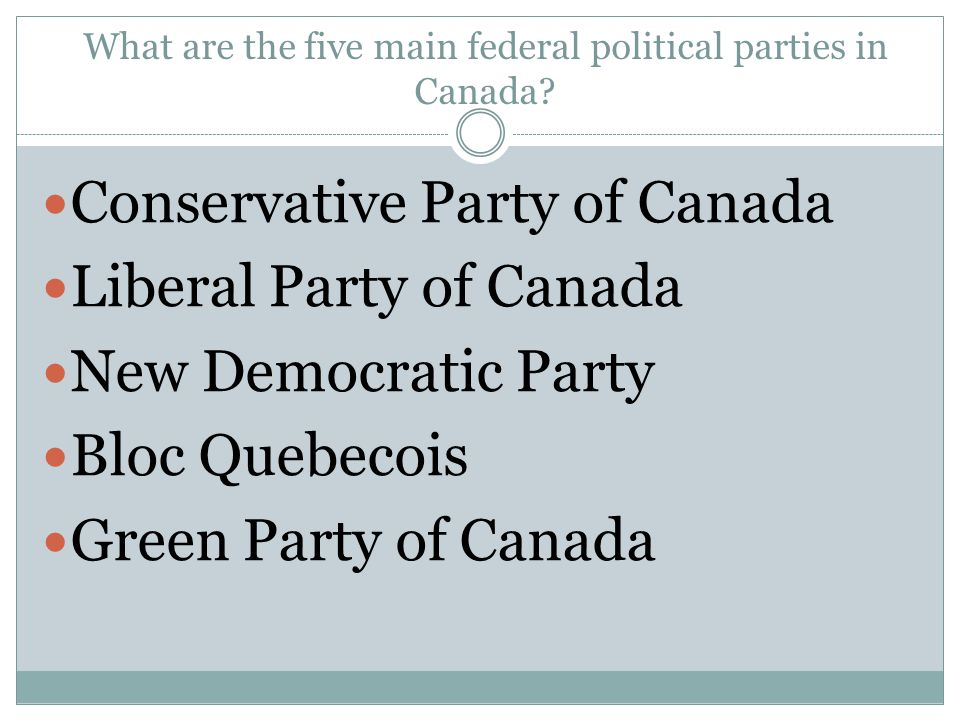 democracy liberalism and canadian federalism essay 10 'interprovinciai cooperation,' in the political process in canada: essays in   programs of both the liberal party and the new democratic party adopted in.