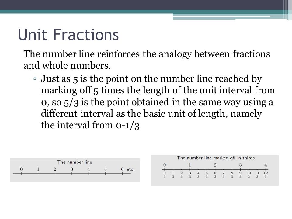THIRD AND FOURTH GRADE NUMBER AND OPERATIONS: FRACTIONS ...