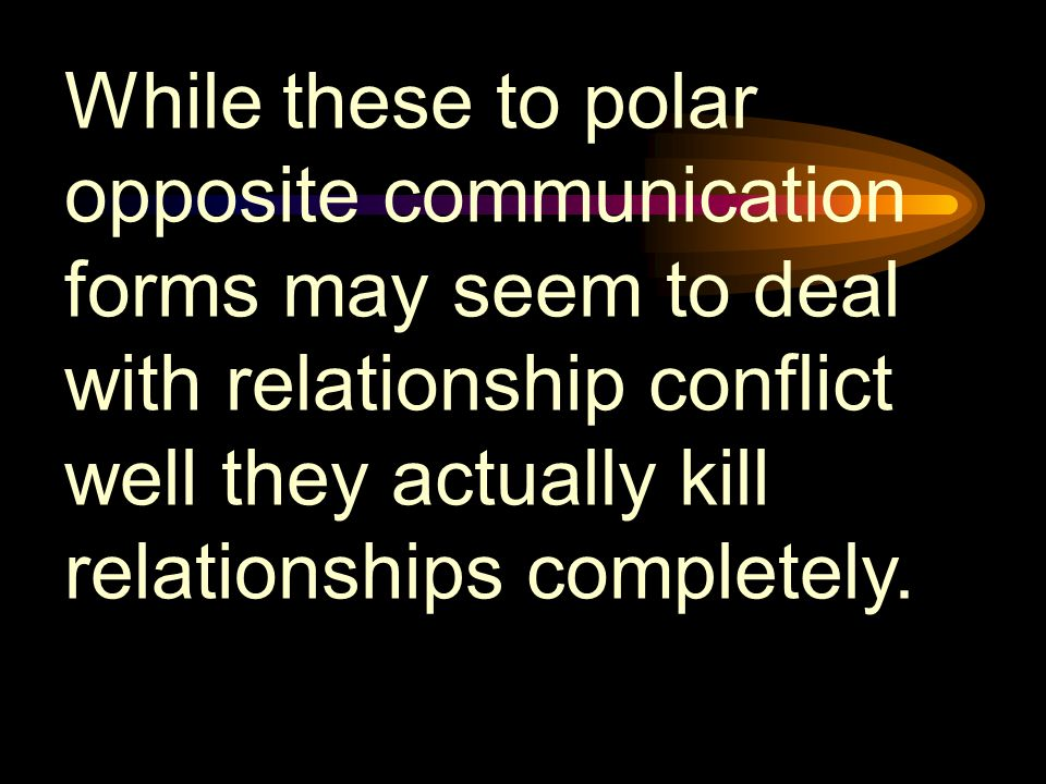 how thinkers and feelers deal with conflict relationship