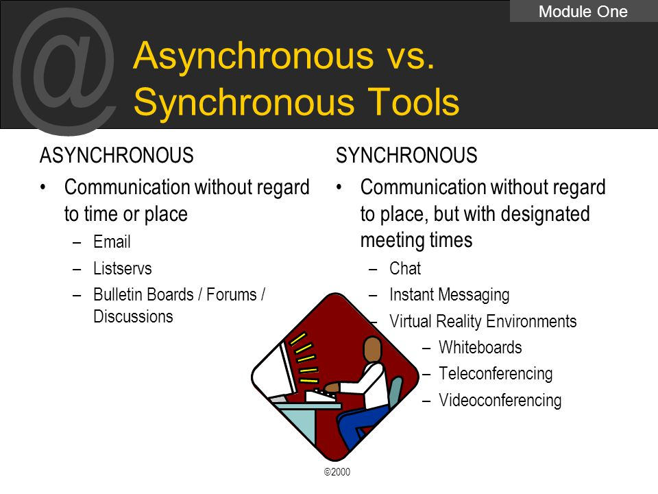 Asynchronous Communication Is The Future Of Work