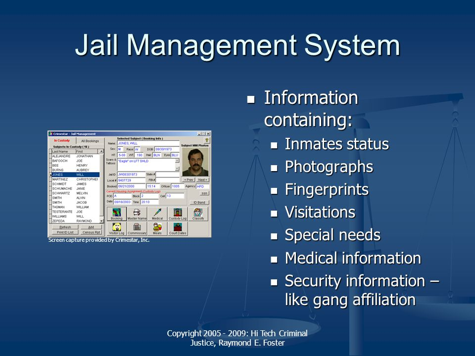 Police Technology Chapter Eight Ppt Video Online Download