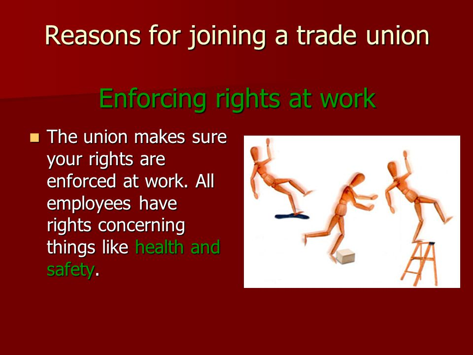 How do Unions Work?