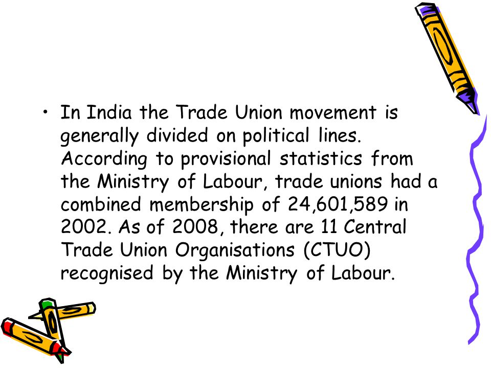 Introduction to trade unions