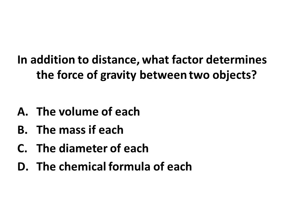 relationship between planetary mass and gravity formula explained