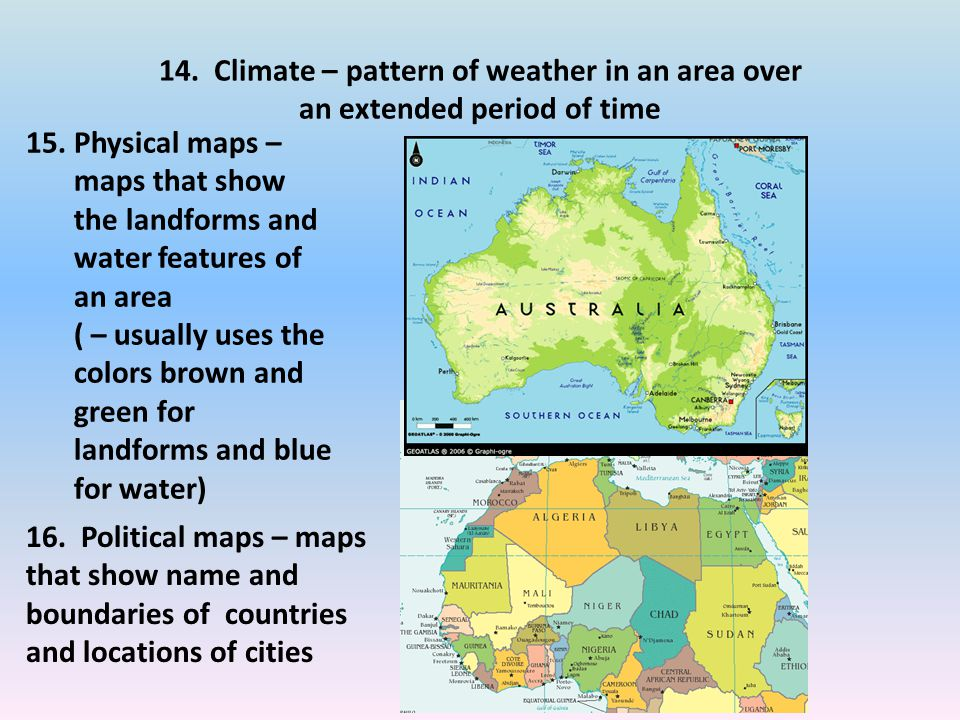 Basic Geography Bundle Ppt Video Online Download - Us political map over time
