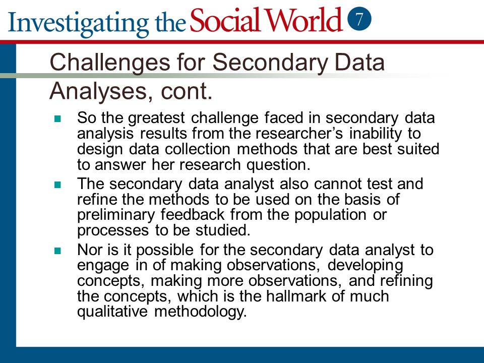 secondary data collection methods pdf