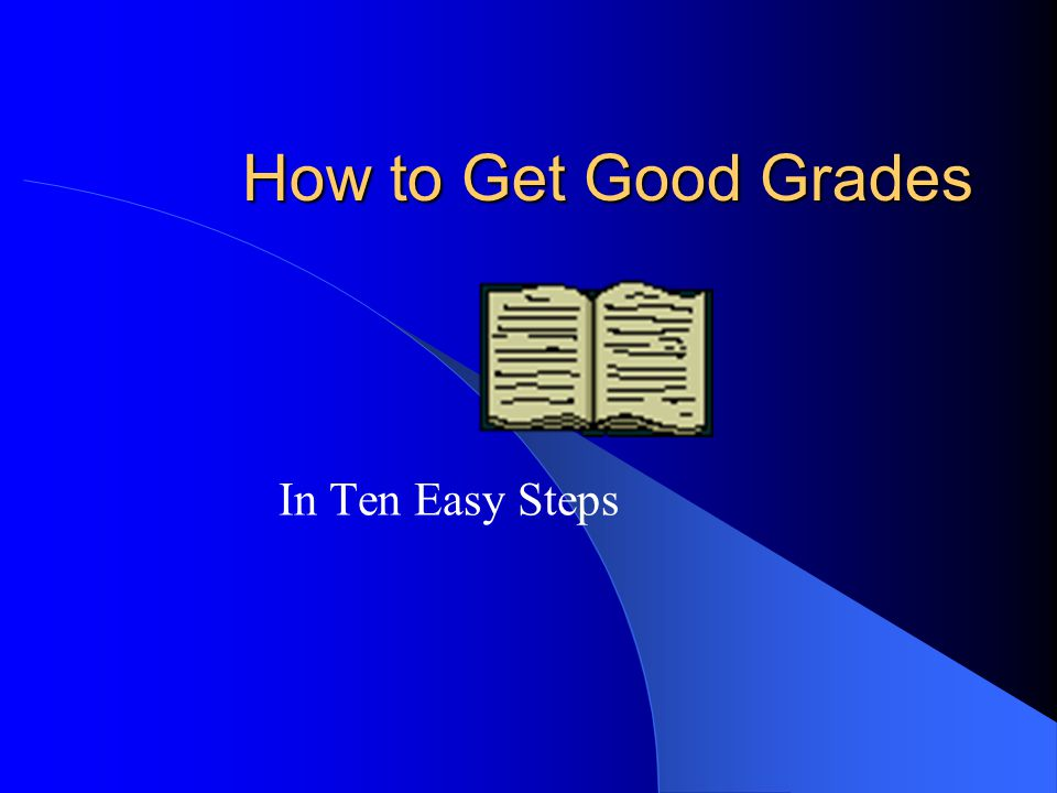 how to get a good grade essay Paper checker reasons to use paper just copy and paste your essay below view detailed stats about word choice, grammar and select the get report button to.