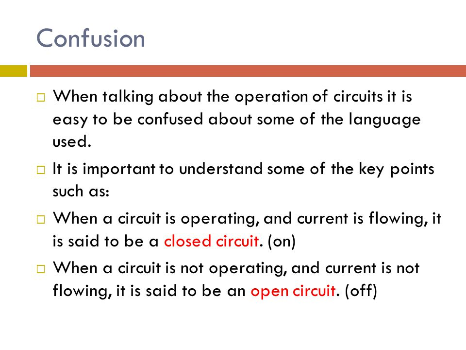 Electrical Circuits. - ppt download