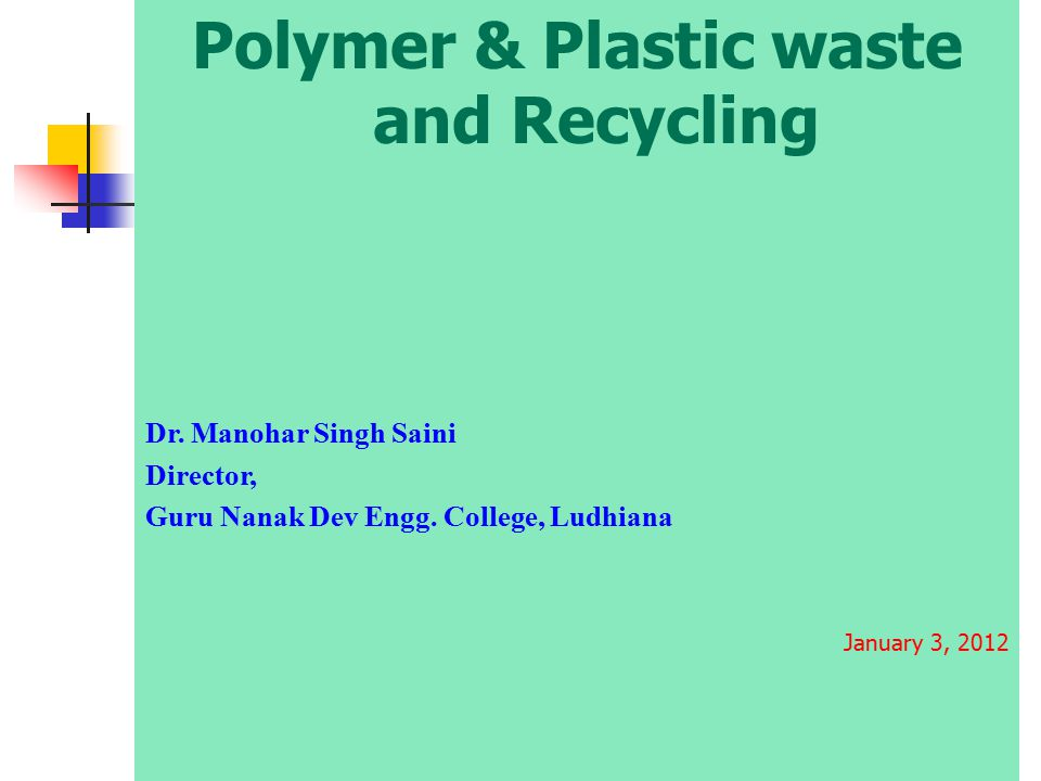 Towards the effective plastic waste management in bangladesh: a.